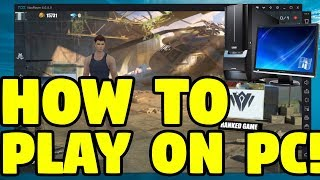 How To Play Rules of Survival On PC Using NOX & Settings To Optimize Lag!!