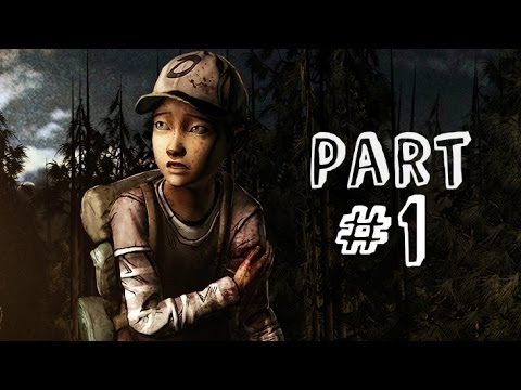 The Walking Dead Season 2 Gameplay Walkthrough Part 1 - All That Remains (Episode 1)