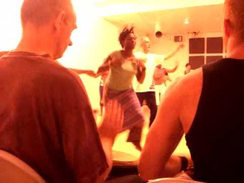 Frititi African dance workshop 2