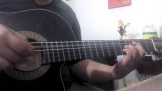 Chaves - Puff Along (Guitar version by M. Santos)