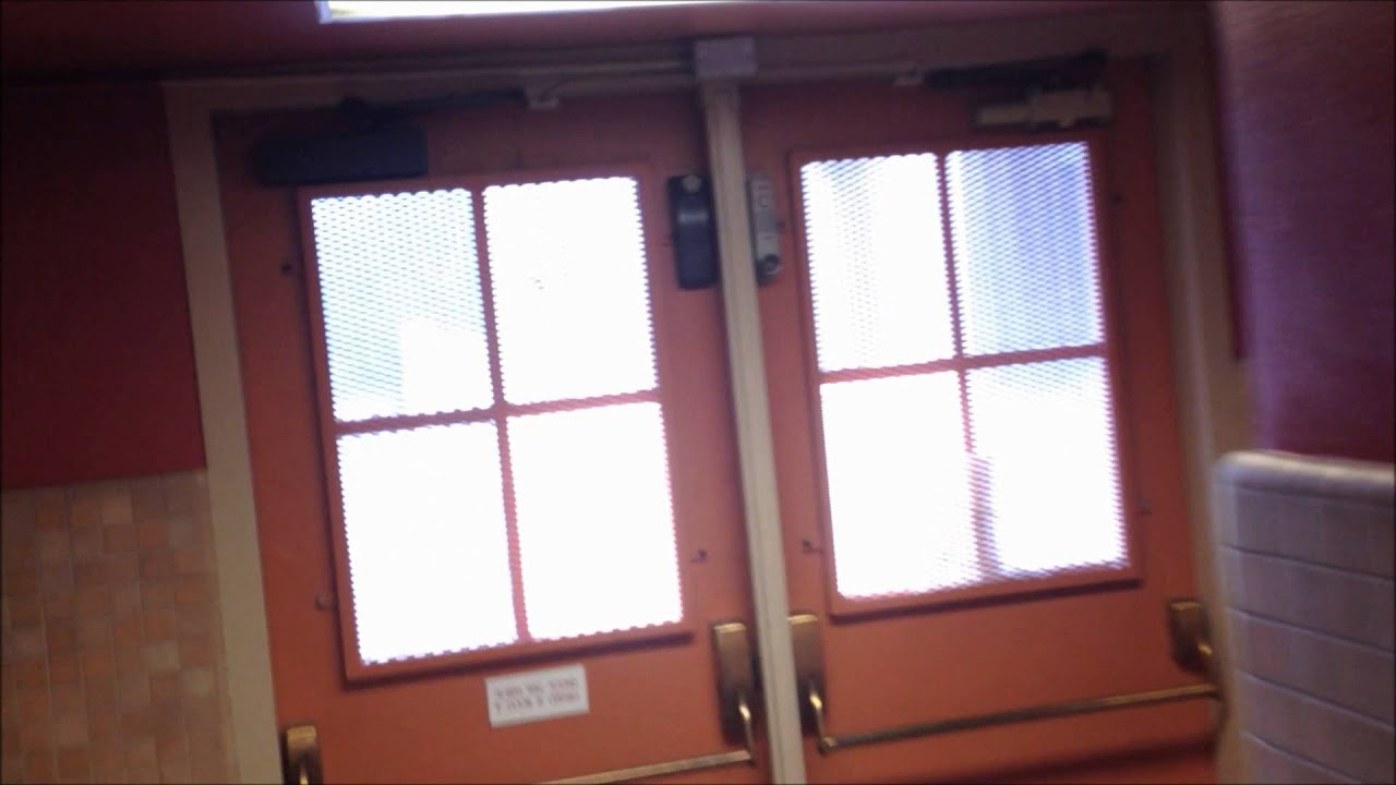 Emergency Exit Door Alarm Going Off At Prospect Hall UTEP El Paso, TX    YouTube