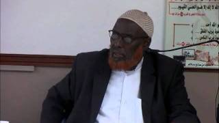 Tafsir Somali Surah Yusuf - part 1 - Sheikh Hussein Jama
