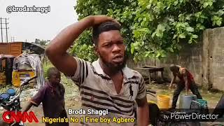BRODA  SHAGGI says rapture will happen if he goes to a wedding in CALABAR and was not served food
