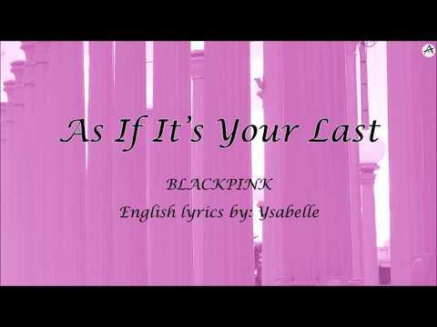 마지막처럼-(as-if-it's-your-last)---english-karaoke---blackpink