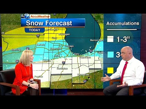Chicago Weather: Winter Storm Chat