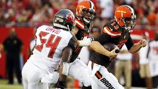 Browns vs. Buccaneers highlights - 2015 NFL Preseason Week 3