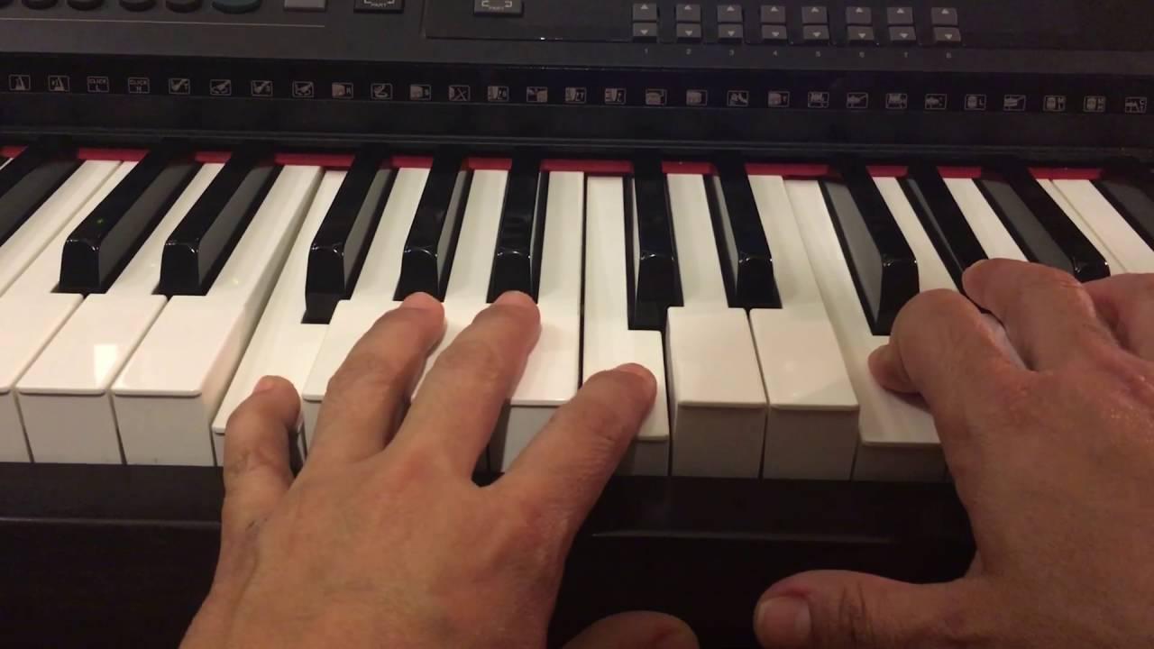 Piano Tutorial Solo Para Ti De Camila Chords Chordify
