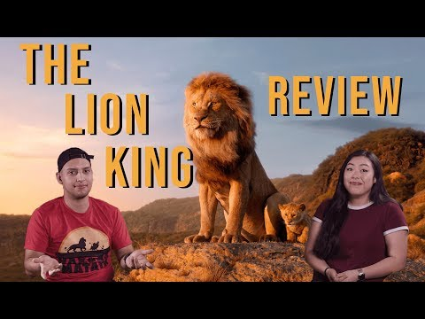 Does The Lion King (2019) Live Up To The Original? | Coog Cinema Reviews