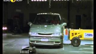 Renault Espace 1999 E NCAP