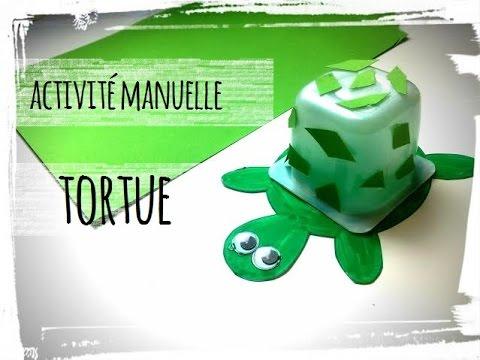 activite manuelle tortue