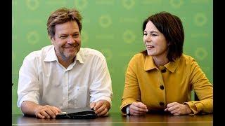 FORSA-UMFRAGE: Der unheimliche Höhenflug der Grünen