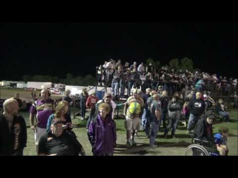 Salina Speedway Coors Light IMCA Stock cars *A Feature* 5-5-17