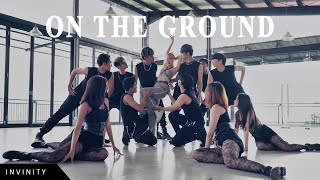 ROSÉ - 'On The Ground' Cover by Kennseolni (Indonesia) | Dance Performance Ver.