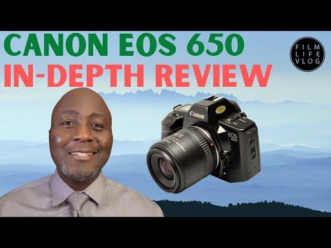 Film Camera 101: Canon EOS 650