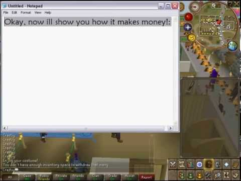 how to make money on f2p runescape