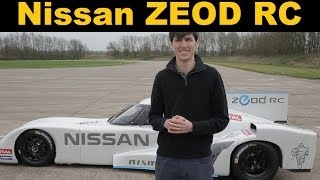 Nissan ZEOD RC - Vehicle Overview - Nismo and Engineering Explained