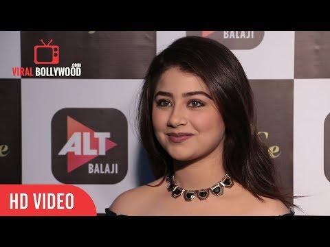 Aditi Bhatia ALT Balaji's Haq Se Web Series Special Screening