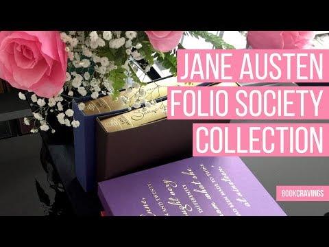 Jane Austen Collection | Folio Society | BookCravings