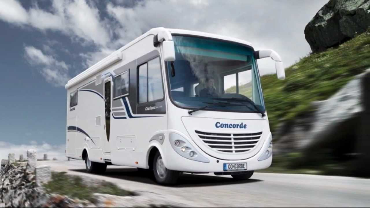 81acf4a7063829 Concorde Charisma Classic from Southdowns Motorhomes - YouTube