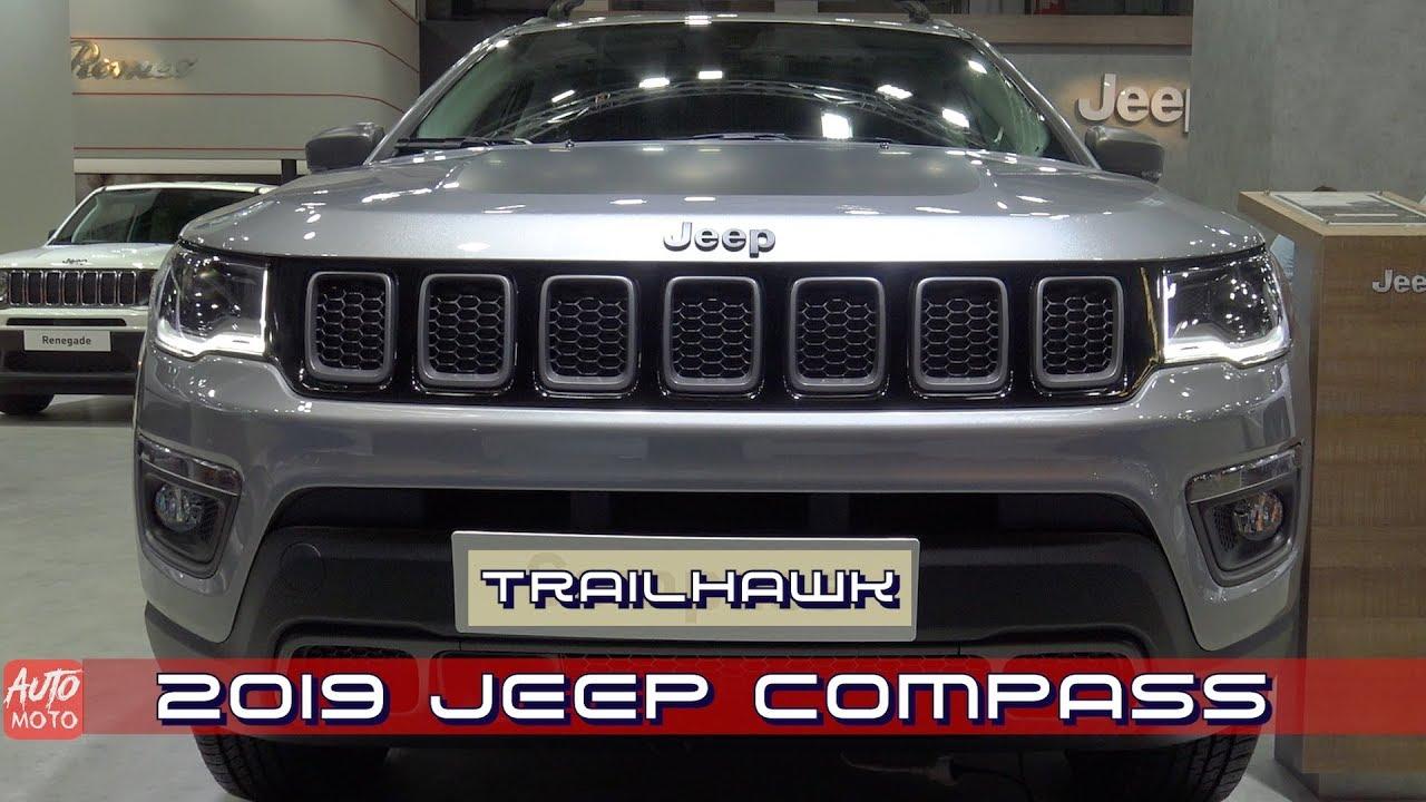 2019 Jeep Compass Trailhawk - Exterior And Interior - 2019 Automobile Barcelona