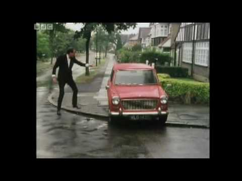 Basil Fawlty Beats His Car With A Branch Youtube