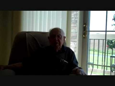 95-Year old Worked with Henry Ford & Thomas Edison: Harold Brock Interview Part 2