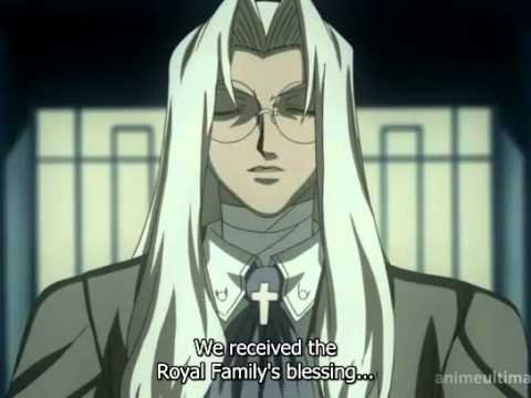 Hellsing Old Series 11. Transcend Force