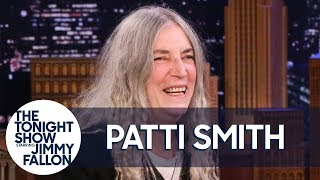 Patti Smith Didn't Expect a Viral Response to Her Instagram Photo with Keanu Reeves