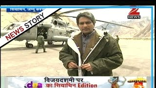 DNA: Special report from world's highest battlefield Siachen Part IV