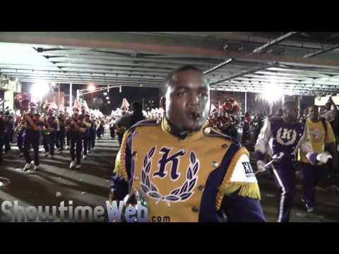 Edna Karr High Marching Band