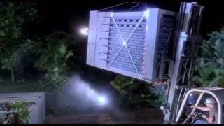 """Jurassic Park - 1993 - Opening Scene  """"Shoot her!""""   HD"""