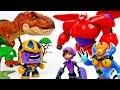 Go Big Hero 6, Cars Land Is In Danger~! - ToyMart TV