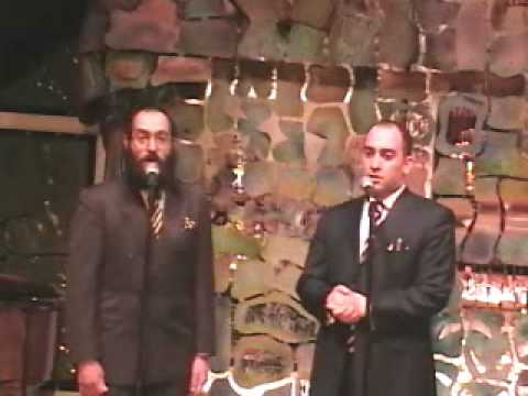 Cantors Netanel and Shraga Hershtik - Tal