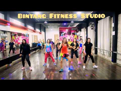 "Zumba ""Mi Gente By J.Balvin Ft Daddy Yankee & Los Acme (Voodo Song ) /Choreo By Chenci At BFS Studio"