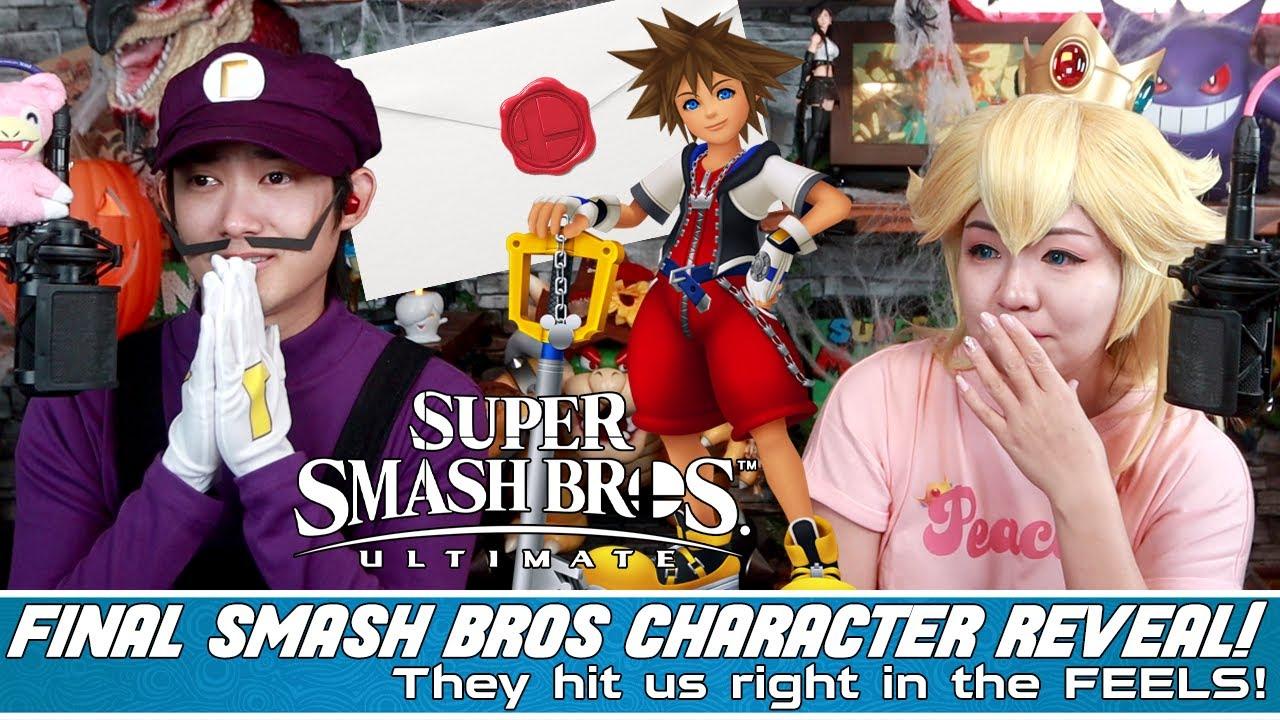 Sora's Smash Reveal Forgot To Bring The Disney
