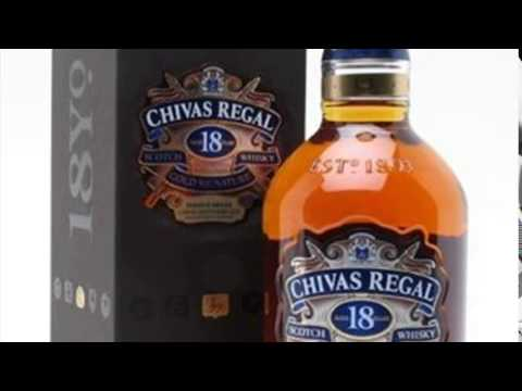 chivas regal alcohol content
