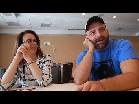 Joaquim Dos Santos & Lauren Montgomery Talk Voltron at SDCC '17