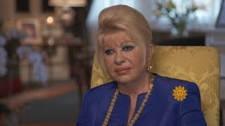 donald trump still goes to first wife ivana for advice book