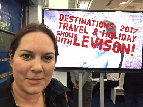 Destinations: The Holiday & Travel Show 2017 with Levison Wood!