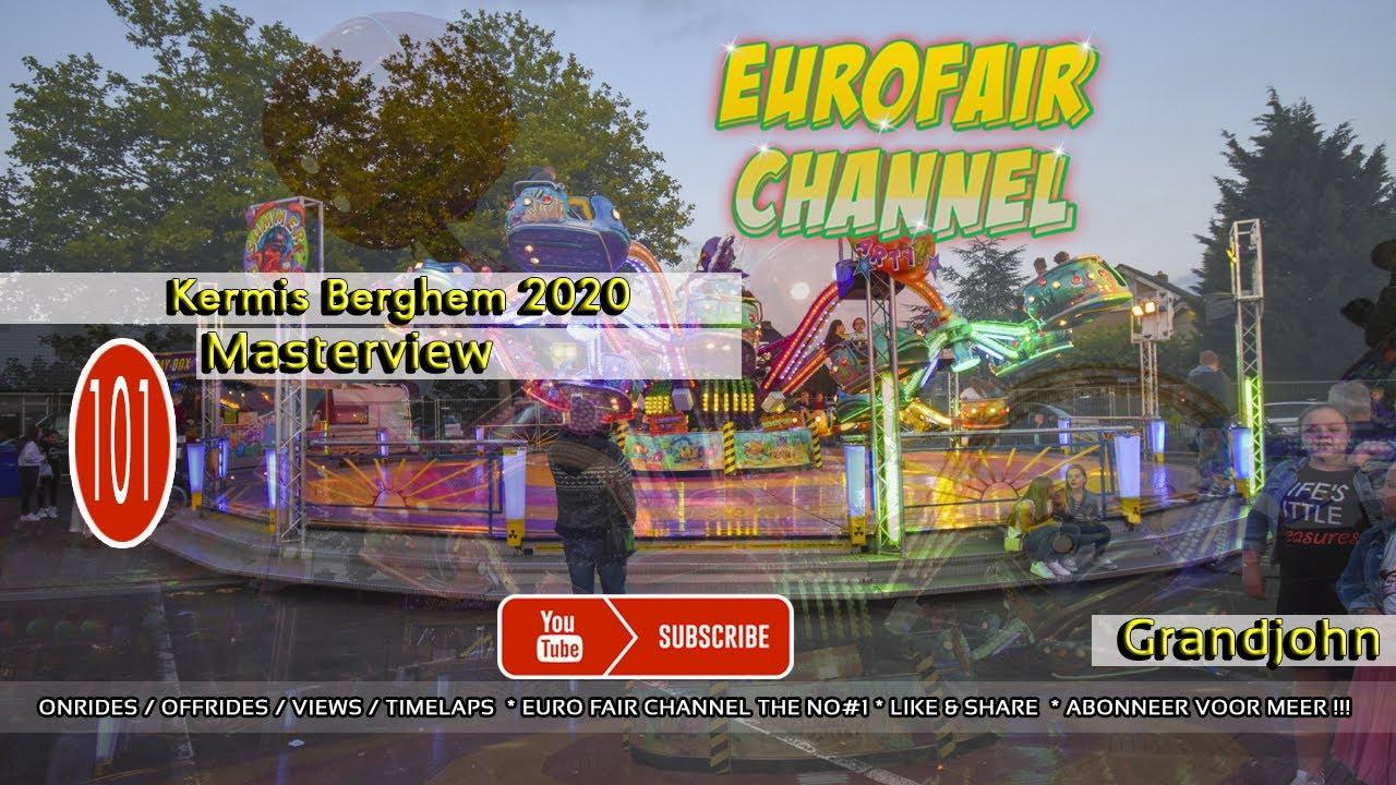 Kermis Berghem 2020 Youtube