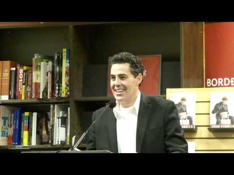 Adam Carolla - Book Signing
