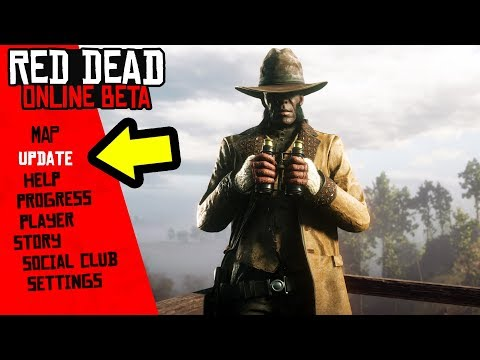 New Red Dead Online Update! 20% Bonus EXP and More! thumbnail