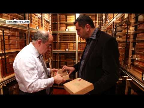 Gérard Père et Fils: Private Bank of Cigars, Vintage Cigars - Episode 4/6