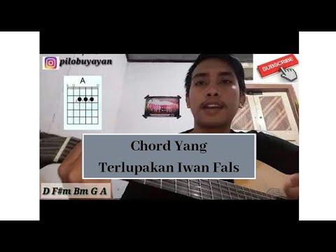 chord-yang-terlupakan_iwan-fals-(tutorial-gitar)