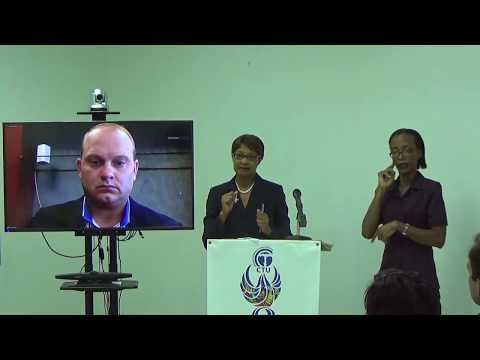 CTU CVAS Demonstration - Video Assistance for the Blind