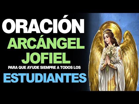 🙏 Oración para ESTUDIANTES Y UNIVERSITARIOS al Arcángel Jofiel 🎓