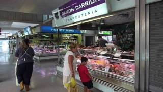 Villajoyosa mercado 2009