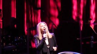 BARBRA STREISAND WOMAN IN LOVE LIVE 2013