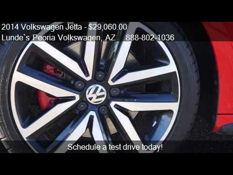 2014 Volkswagen Jetta GLI Autobahn PZEV for sale in Peoria,