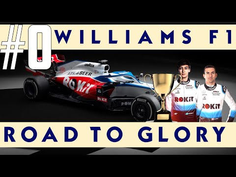 Williams F1 Team: THE ULTIMATE ROAD TO GLORY! Motorsport Manager Gameplay (Ep.0) |